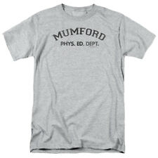 Beverly Hills Cop Mumford Phys Ed Dept 80s Funny Movie T-Shirt Tee