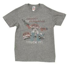 Transformers Truck It Vintage Style Junk Food Adult T-Shirt Tee