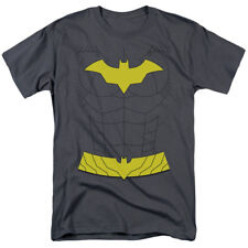 DC Comics Batman Batgirl Costume Adult Superhero T-Shirt Tee
