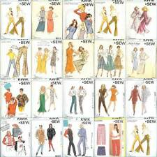 Kwik Sew Sewing Pattern Misses Clothes Outfits Your Choice