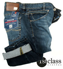 JOKER Jeans FREDDY 2442/321 blue bleached COMFORT DENIM