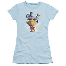 Monty Python Holy Grail Juniors Babydoll Funny Movie T-Shirt Tee