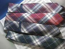 NWT $65 NEW TOMMY HILFIGER PREMIUM DESIGNER NECK TIE MANY COLORS AVAILABLE