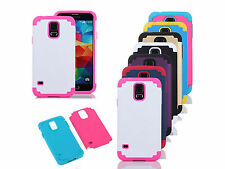 Shock Proof Armor Rugged Shell Skin Case Cover For Samsung Galaxy SV S5 i9600