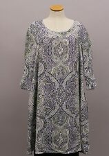 UNDERFLAX 2014 ARTSY LINEN SARAH'S DRESS NIGHT GOWN TUNIC CHOOSE SIZE & COLOR