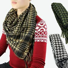 Military Arab Tactical Desert Scarf Army Shemagh KeffIyeh Shawl Scarve Neck Wrap