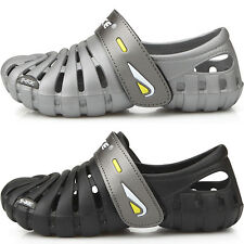New Band Beach Aqua Water Sports Athletic Mens Shoes Velcro Sandals