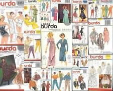 OOP Burda Sewing Pattern  Misses Outfits With Plus Size   Your Pick