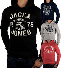 Jack & Jones Herren Sweatshirt  BUY 3 ALWAYS Pulli Hoodie Kapuzensweatshirt