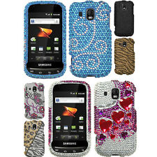 Protector Design BLING Hard Cover Case Phone For Samsung TRANSFORM ULTRA M930