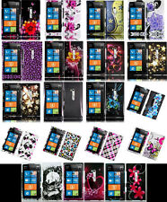 Nokia Lumia 900 / Hydra Eloko Ace (AT&T) Snap-On Phone Cover Case