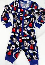 Peter Alexander Kids Boys Disney Mickey Mouse Onesie- Pjs BNWT- Choose Size