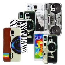 New Classic Vintage Cute Hard Back Case Cover for Samsung Galaxy S5 SV i9600