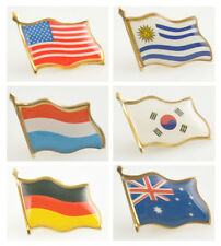 2014 National Flag Badge FIFA World Cup Sport Activities Gifts Pin Badge Country