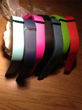 FITBIT FLEX REPLACEMENT WRISTBAND WITH METAL CLASP,7 COLOURS,LARGE,AU(NEW)