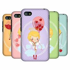 HEAD CASE CUPID PROTECTIVE COVER FOR BLACKBERRY Q5