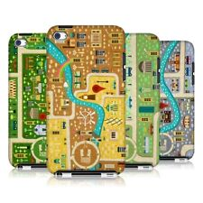 HEAD CASE CITY MAPS PROTECTIVE COVER FOR APPLE iPOD TOUCH 4G 4TH GEN