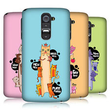 HEAD CASE LONG ANIMALS PROTECTIVE COVER FOR LG G2 D802