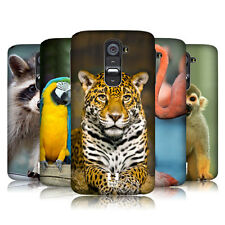 HEAD CASE FAMOUS ANIMALS PROTECTIVE COVER FOR LG G2 D802