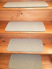 13 Step Indoor/Outdoor Non Slip Stair Treads Step Rug Carpet Choose Size