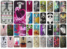 For LG G3 Rubberized HARD Protector Case Phone Cover + Screen Protector