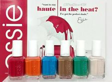 ESSIE Nail Lacquer- HAUTE IN THE HEAT Summer 2014- .46 oz- Pick any Color