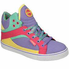 Pastry Womens Sire Colour Blocking Hi Top Trainers In Multi From Get The Label