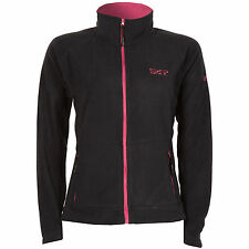 Brave Soul Womens Micro Fleece Jacket In Navy From Get The Label