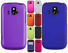 ZTE Overture Z995 Rubberized HARD Protector Case Snap On Phone Cover Accessory