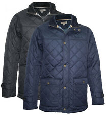 Regatta Rigby Mens Jacket New Full Zip Diamond Quilted Water Repellent Superb