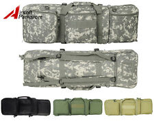 85CM Airsoft Military Tactical Dual AEG Rifle Gun Carrying Case Bag Backpack