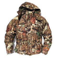 New Cabela's SCENT-LOK Silent-Suede Dry-Plus Mossy Oak Infinity Hunting Parka