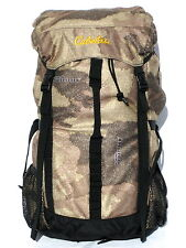New Cabela's Quiet Deer Camp Outfitter Camo 3D Hunting 1400 Hunting Back Pack
