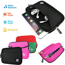 "Kozmicc Universal Neoprene Sleeve Case Cover Bag Pocket Pouch for 7"" Inch Tablet"
