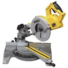 DEWALT DW777 216mm Slide Crosscut Mitre Saw