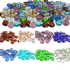 Decorative Coloured Glass Pebbles Wedding Decor Colour Pebble Garden Stones Gems