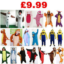 All In One Animal Onesies Onesie Onsie Pyjamas Adult Unisex Kigurumi Costume