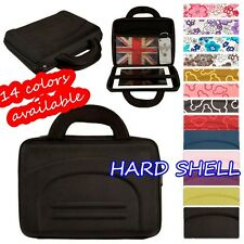 "10"" universal SHOCK PROOF HARD SHELL CARRY CASE BAG FOR ANDROID TABLET PC"