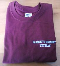 PARACHUTE REGIMENT VETERAN T SHIRT