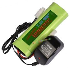 1x 7.2V 3800mAh Ni-MH Rechargeable Battery Pack+Charger