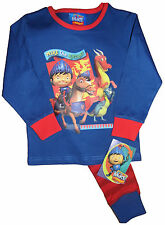 Mike The Knight Boys Pyjams With Comfortable Slim Fit Legs 18m Up To 5 Years