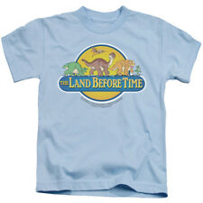 The Land Before Time Animated Dinosaur Movie Dino Breakout Juvenile T-Shirt Tee