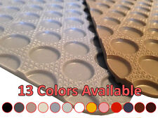 1st & 2nd Row Rubber Floor Mat for Mercedes-Benz 220b #R3807 *13 Colors