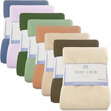 Body Linens Fleece Massage Table Blanket