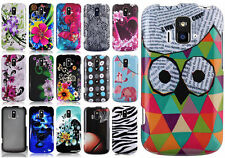 For Cricket ZTE Sonata 4G HARD Protector Case Snap Phone Cover Accessory