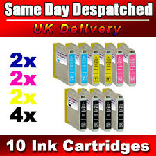 10 Cheap ink cartridges LC970 LC1000 for Brother DCP & MFC Printers