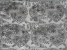 "Asian Eye Zuma 100% Silk Scarf Tribal Print 21"" Square Color Choice NWT"