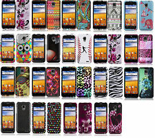 Design Protector Hard Cover Case For AT&T Z998 ZTE Mustang Z998 Phone