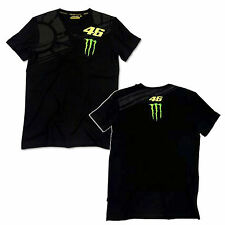 Valentino Rossi T-Shirt Monster 46, Black, 1 Stück
