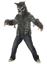 Howling at the Moon wolf Werewolf Wolfman CHILD Costume